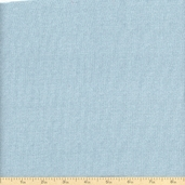 Wickerweave Cotton Fabric - Light Blue