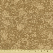 Wild Horses Cotton Fabric - Beige 60338-9