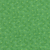 Wildflower Fairies Cotton Fabric - Green - Clearance
