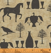 Windham Fabrics Collection: Tavern Signs - 30881-4 - CLEARANCE