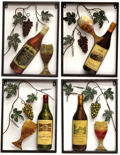 http://ep.yimg.com/ay/yhst-132146841436290/wine-metal-wall-art-decor-set-of-4-3.jpg