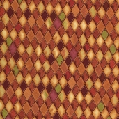 Wine Tasting Cotton Fabric - Multi