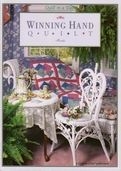 Winning Hand Quilt by Eleanor Burns