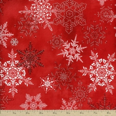 More Red Rooster Fabric