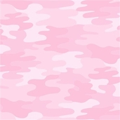 Winter Fleece Prints - Baby Camo - Pink