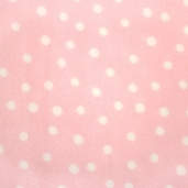 Winter Fleece Prints - Pink