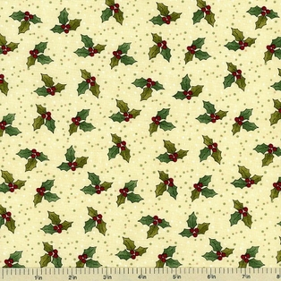 http://ep.yimg.com/ay/yhst-132146841436290/winter-parade-holly-leaves-cotton-fabric-cream-3.jpg