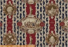 World's Fair Fabric 1892  Windham Fabrics - 31181