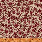 World's Fair Fabric 1892  Windham Fabrics - 31184-1