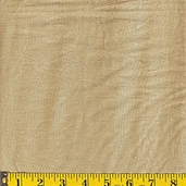 WR8 Aged Muslin Cloth 3616-3616 - Tan
