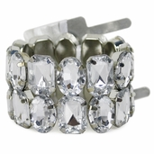 Writlet Large Rhinestone - Clear