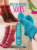 You Can Crochet Socks