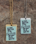 A Case of You Necklace