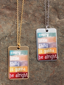 Every little Thing Necklace