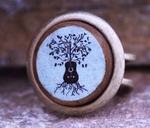 Guitar Tree Ring