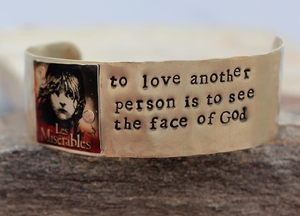 Les Miserables Cuff