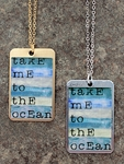 Take me to the Ocean Necklace
