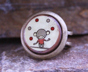 Talented Monkey RIng