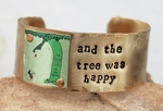 "The ""Giving Tree"" Cuff"