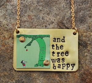 "The ""Giving Tree"" Necklace"