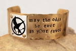 The Hunger Games Cuff