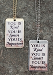 You is Kind Necklace