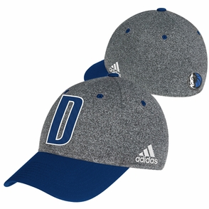 Dallas Mavericks adidas 2013-2014 Authentic Team Flex Cap - Charcoal - Click to enlarge
