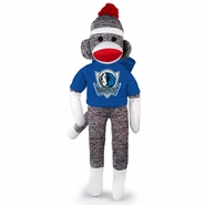 "Dallas Mavericks Plushland 20"" Sock Monkey"