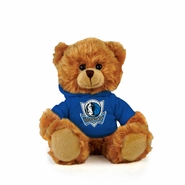 "Dallas Mavericks Plushland 9"" Hoody Bear"