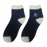 Dallas Mavericks Sleep Soft Solid Color Socks - Blue/White