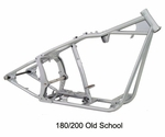 180 / 200 Old School Softail Frame