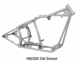 180 / 200 Old School Softail Frame - click to enlarge
