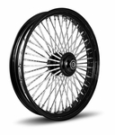21x3.5 And 16x3.5 Mammoth Wheel Package Diamond Spoke
