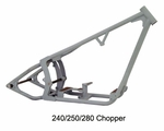 240 / 250 / 280 Chopper Softail Frame