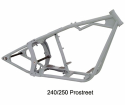 240 / 250 Pro Street Softail Frame - click to enlarge