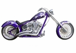 250 Chopper bike Kits Assembly