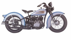 Parts for Harley-Davidson Flathead Models