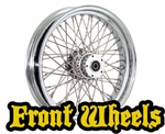 Motorcycle Front Wheels
