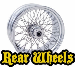 Motorcycle Rear Wheels
