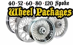 Spoke Wheel Packages