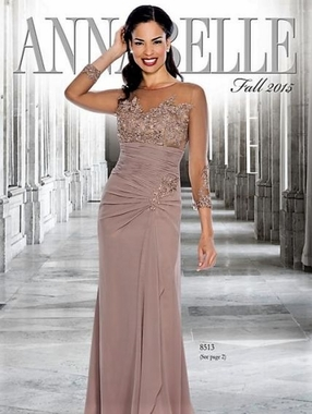 Annabelle Evening Collection 2015