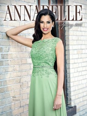 Annabelle Evening Collection 2016