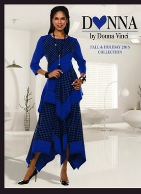 Donna By Donna Vinci Fall/Winter 2016