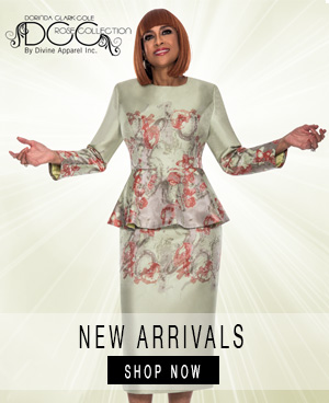 Dorinda Clark Cole Rose Collection Spring 2016