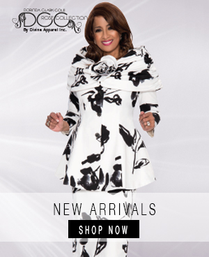 Dorinda Clark Cole Rose Collection  2016
