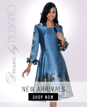 Dresses By Nubiano Fall & Winter 2015-2016