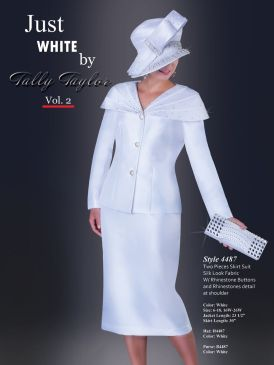 Just White By Tally Taylor