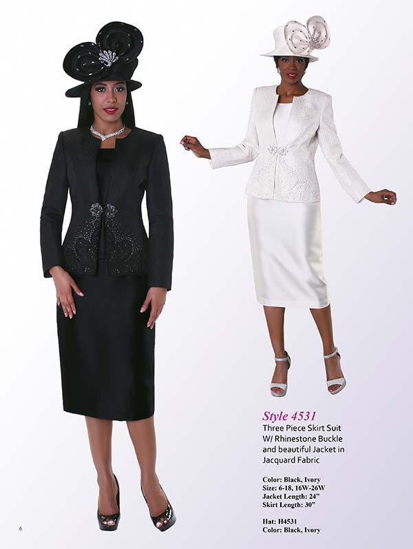 Tally Taylor Suit Collection TT-4531