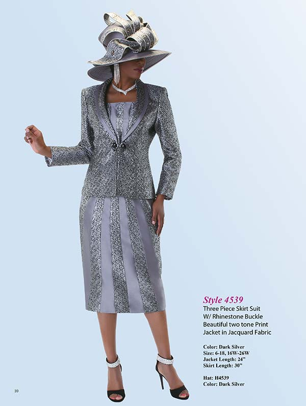 Tally Taylor Suit Collection TT-4539