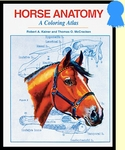 Horse Anatomy: A Coloring Atlas